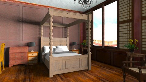 Classical Philippines - Classic - Bedroom - by yourjieee