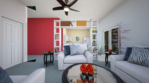 alto upstairs living area - Bedroom - by JeAnna M Lewis Stalcup