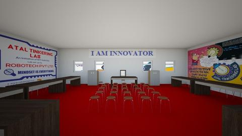 Atal Tinkering lab - Classic - Office - by atlmaharashtra