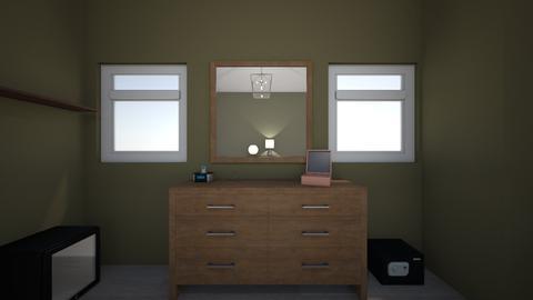 da room - Classic - Bedroom - by aclowney19