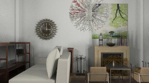 new - Living room - by lavilavinia