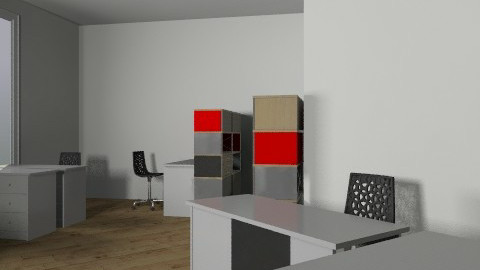 New - Floor 3_8pl_2 - Classic - Office - by nadya_