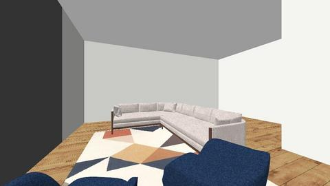 Ahn Family  3 6 by 9  - Living room - by Layouts