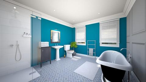 Bathroom - by CAD Service UK