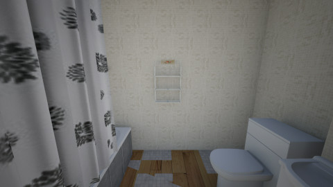 Studio2 BathSide1 - Bathroom - by mzprincess