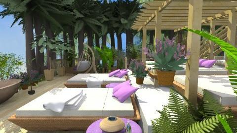Summer terrace - Garden - by Gubacsi Judit