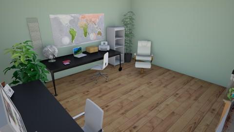 office - Office - by theresarosebaldwin