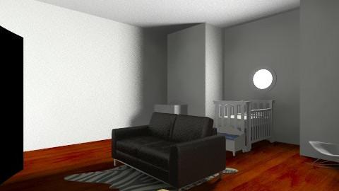 baby's room - by nicolehidalgo77