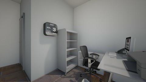 WTG Office - Minimal - Office - by rajjarosaurus