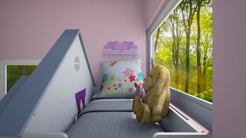 Chloe 2 - Kids room - by miah
