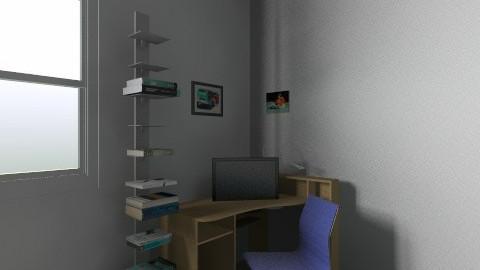 Aleks room - Classic - Kids room - by Petya Shopova