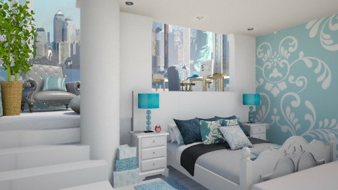 Pretty room - Classic - Bedroom - by Luana  Oliveira