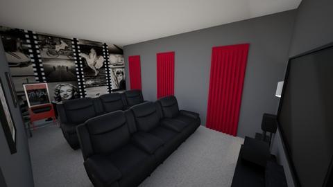 Cinema Maui 12345 - by fabioneto
