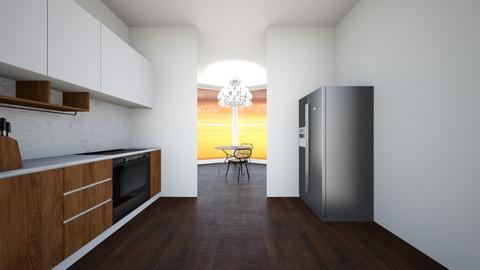 Kitchen  - Kitchen - by Queen_Abi26
