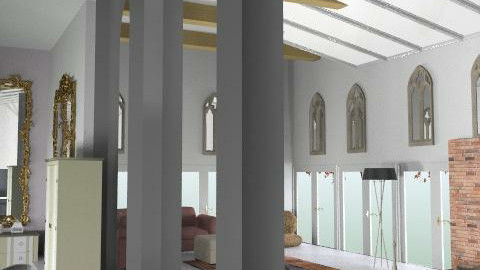 Convent Conversion. - Country - Bedroom - by Interiors by Elaine
