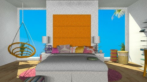 my room - Bedroom - by TheDesignQueen