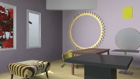 New 3D Planner test 4 - Dining room - by SylviaAst
