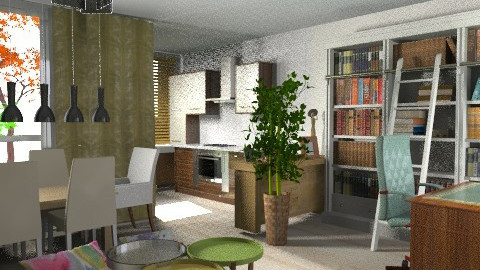 tachbrook153 - Eclectic - Living room - by Delly