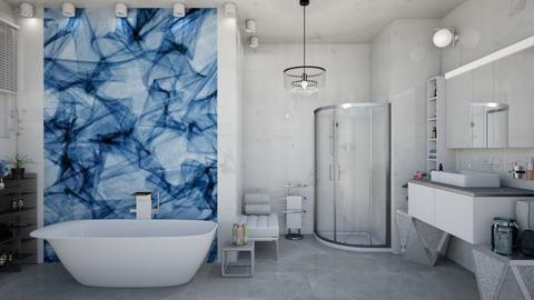 bath - Minimal - Bathroom - by mari mar