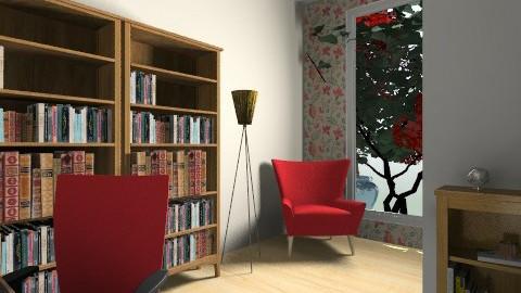 Escritorio - Office - by JCjulia