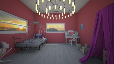 Princess Room - Kids room - by lostboy11