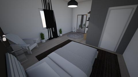 mybedroom  - Bedroom - by JoaoGouveia