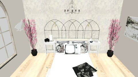 Design for Shae's room - Vintage - Bedroom - by Taylor6