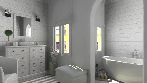 A bathroom - Classic - Bathroom - by Tuija