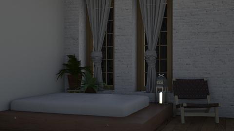 Bohemian Bedroom - Bedroom - by Katie Whitley