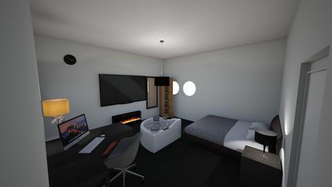 Berkay Turgut - Modern - Bedroom - by Techniek SA