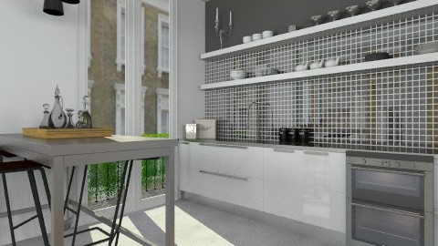 Shifting Ways - Eclectic - Kitchen - by Carliam