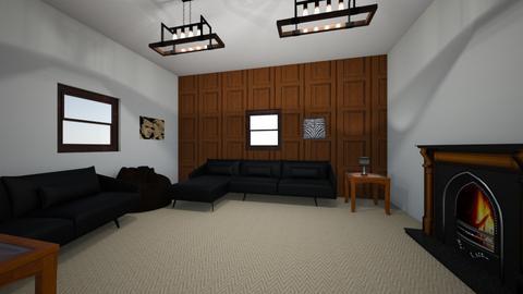 Living room - Living room - by nikitah23