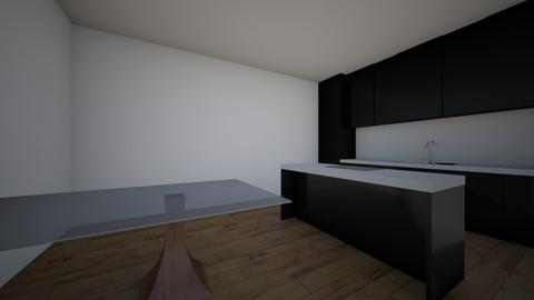my kitchen - Kitchen - by DashiaM