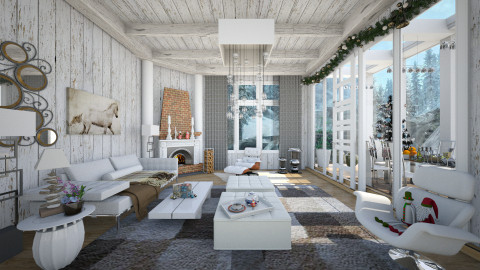 Vinter_magi - Modern - Living room - by Ida Dzanovic