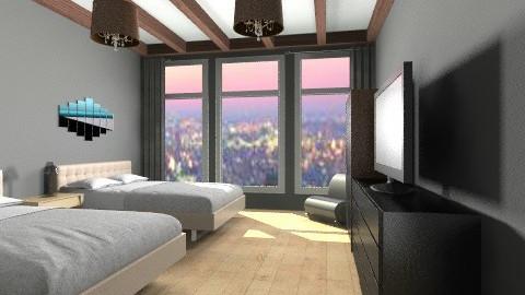 Hotel Room  - by vanessa_designs