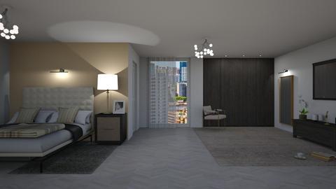 IP Diego - Bedroom - by Carolina Soriani