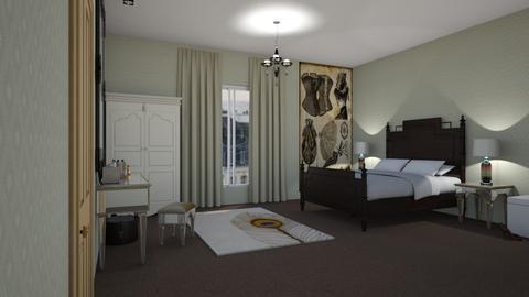 Room 19 - Bedroom - by Tiffany Y