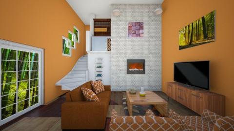 nest - Living room - by hannanex