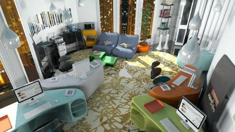 ARUP ideal offices c - Modern - Office - by mrschicken