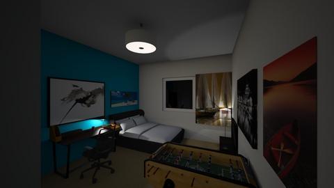 room - by Ch4li3_F4ll0n