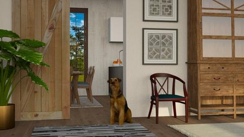 Welcome Home - Country - Living room - by millerfam