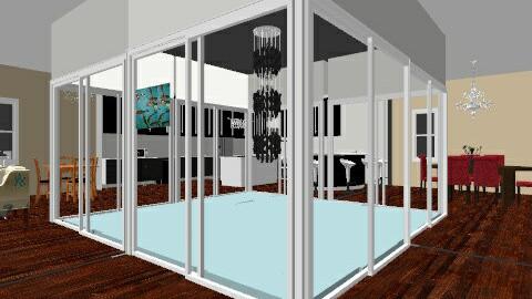 living - Modern - Living room - by katieflote
