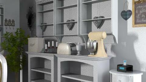 Daniela 7 - Glamour - Kitchen - by daniraggi