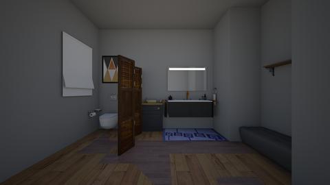 MCMB - Bathroom - by laurenluka