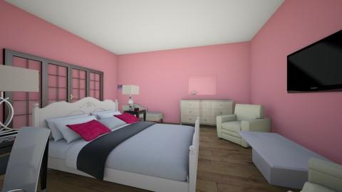 my bedroom - by Marwaxox15