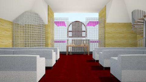sancuary church - Rustic - by mrrhoads23