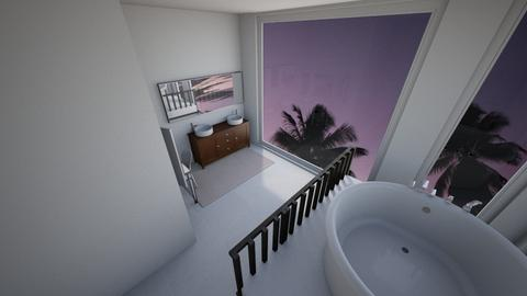 bathroom - Modern - Bathroom - by martuks