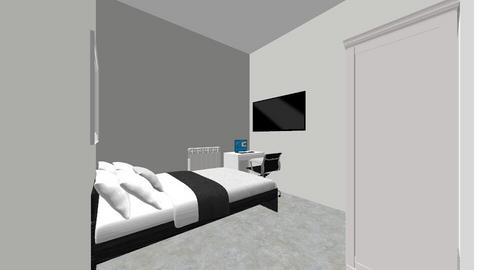 Aviv_room - Bedroom - by Ori1998