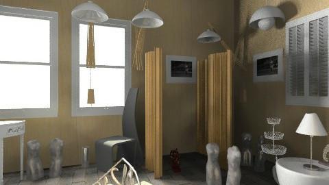 art room - Modern - by Graff