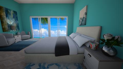 A Bedroom - Bedroom - by Galaxy Warrior